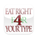 Blood Type Diet app from the iTunes store